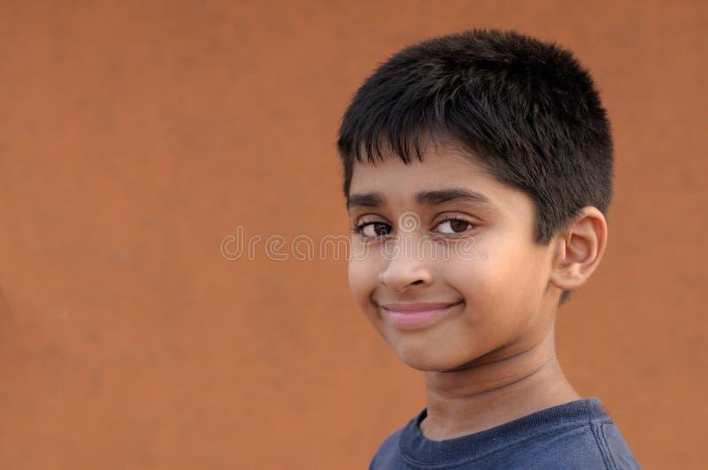 Smiling royalty free stock image