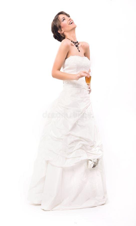 Download Smiling stock image. Image of idyllic, vows, white, dress - 9093581