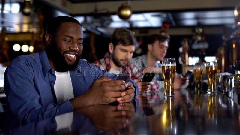 Afro American dating netwerk