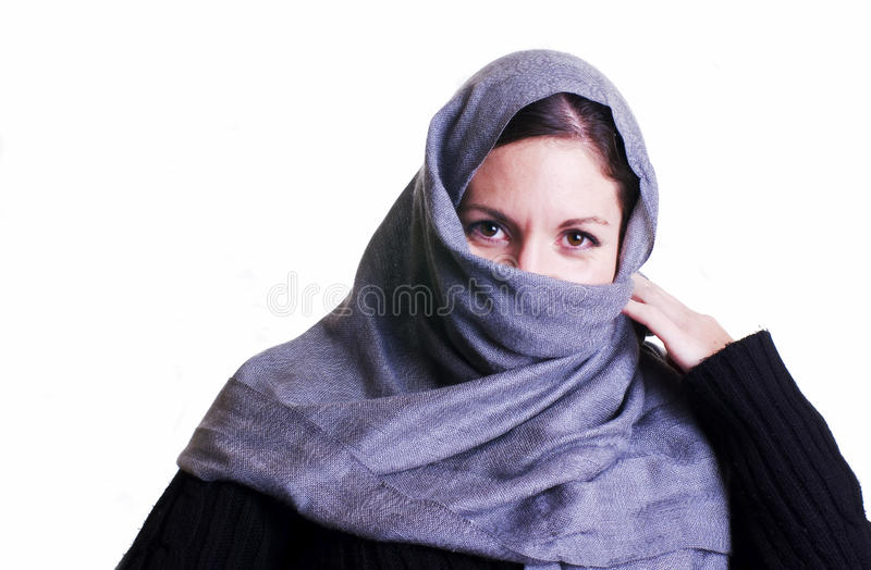 Smiling arabic royalty free stock images