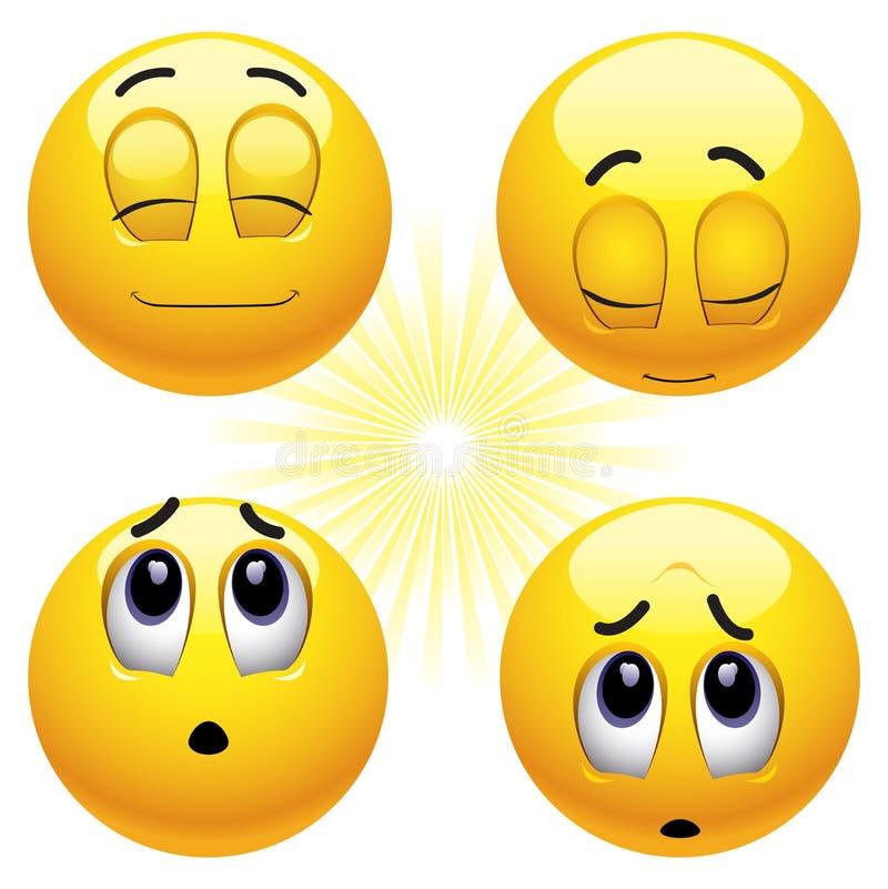 Download Smiling Balls Stock Photo - Image: 8989950