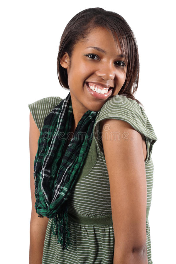 Download Smiling beautiful woman stock image. Image of pretty - 22088589