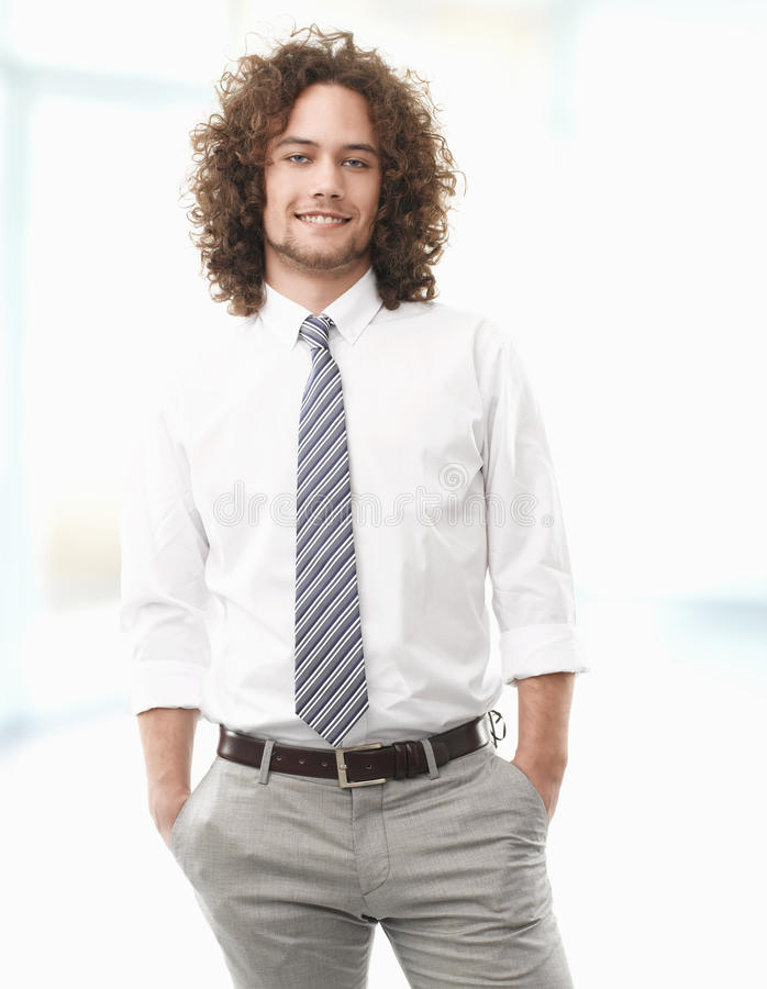 Download Smiling business man stock photo. Image of confidence - 31189054