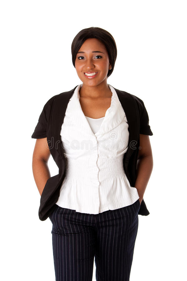 Download Smiling business woman stock photo. Image of sincere - 20716466