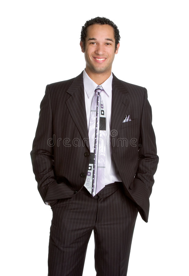 Free Smiling Businessman Royalty Free Stock Photography - 3686317