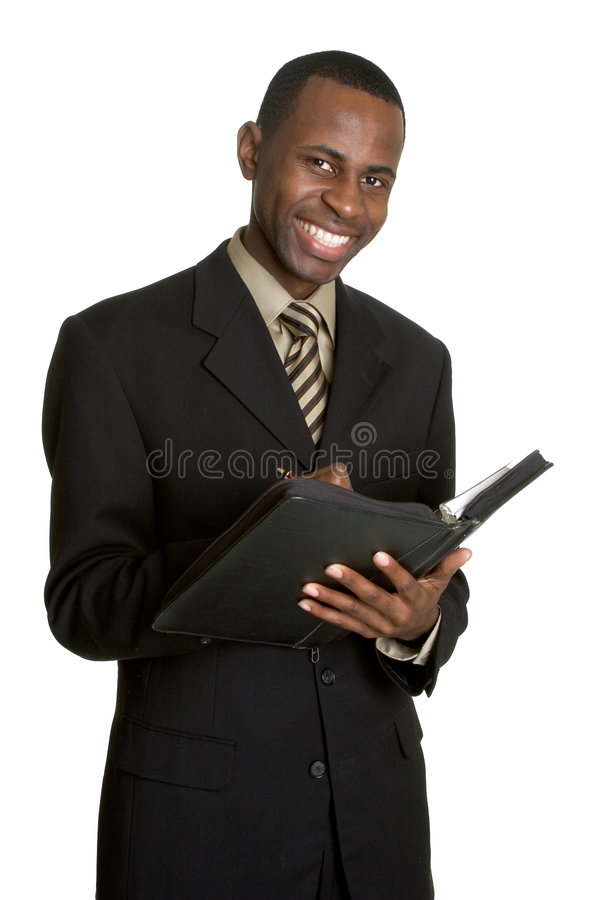 Free Smiling Businessman Stock Image - 5333331
