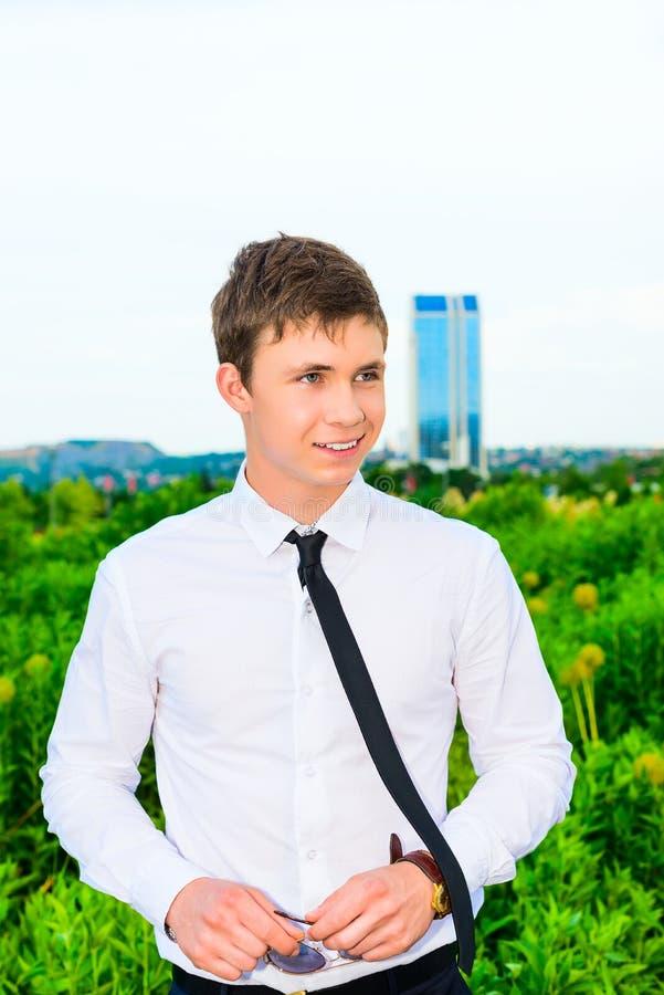 Download Smiling businessman stock photo. Image of caucasian, crossed - 39104472