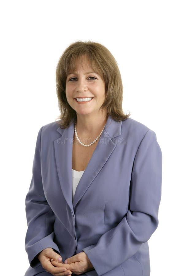 Free Smiling Businesswoman Portrait Stock Photography - 1163442