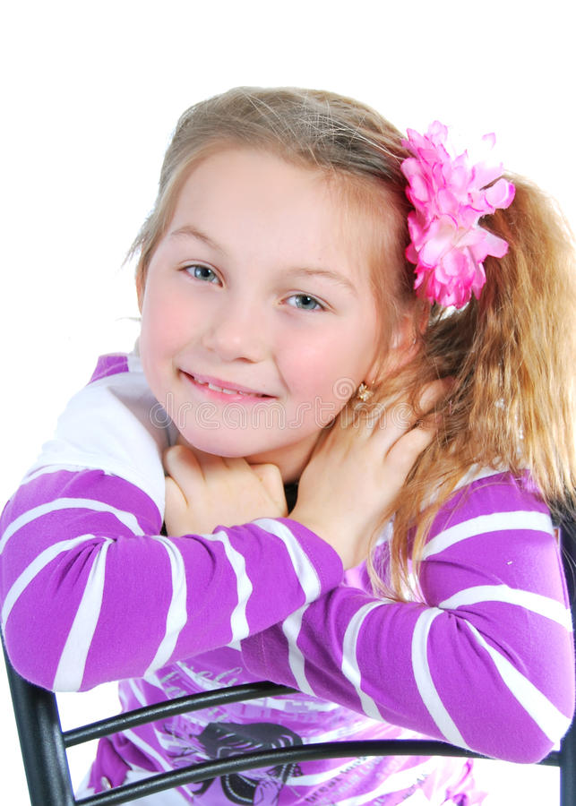 Free Smiling Child Stock Photography - 13360722