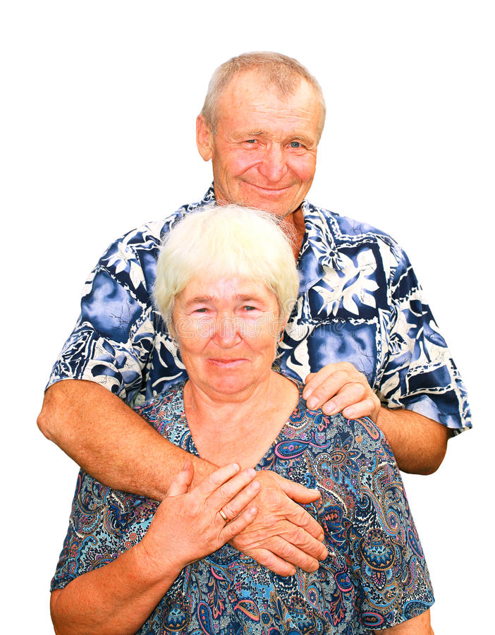 Download Smiling  couple  isolated stock photo. Image of female - 25915980