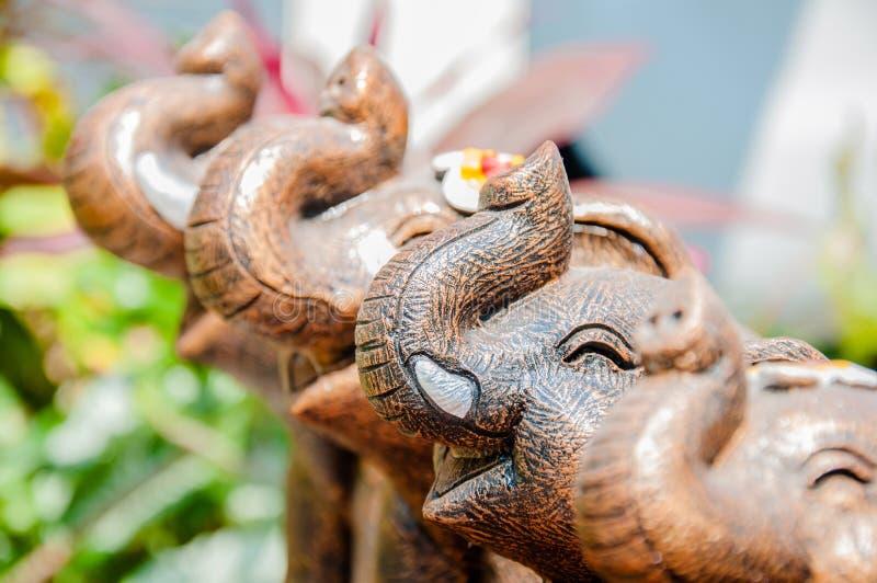Smiling Elephant Stock Image Image Of Elephant Statues 38728327