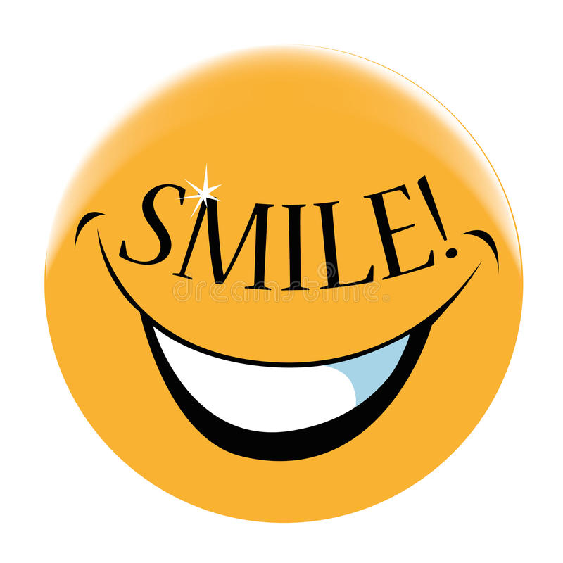 Face smile on Put a