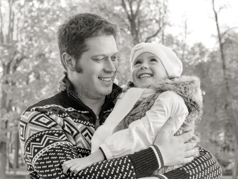 Download Smiling Father And Daughter Royalty Free Stock Images - Image: 34431939