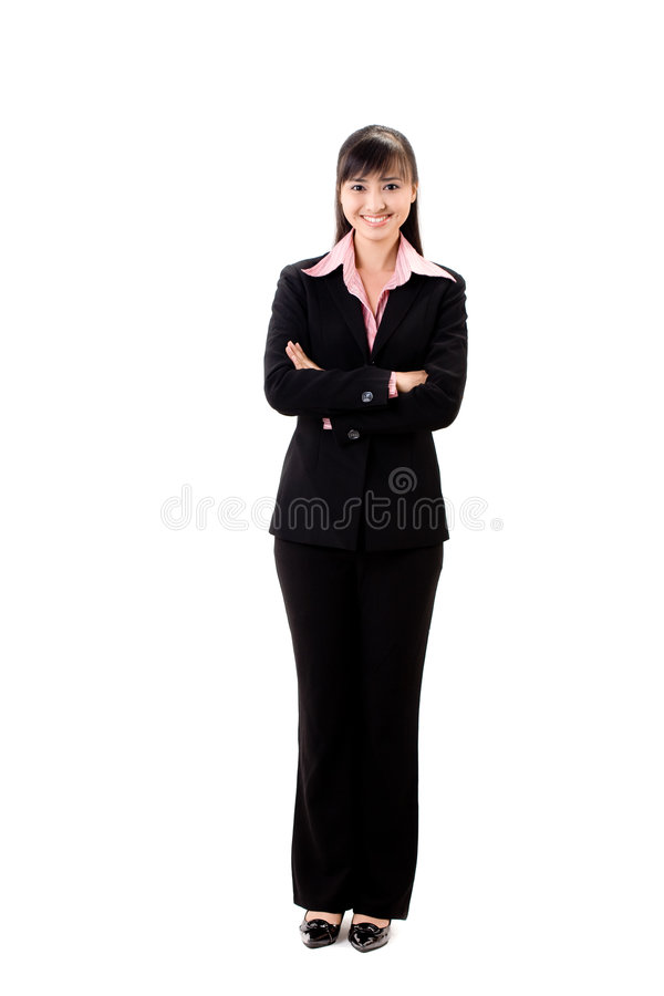Download Smiling female executive stock photo. Image of communication - 6562672