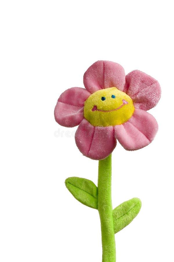 Smiling flower stock photos