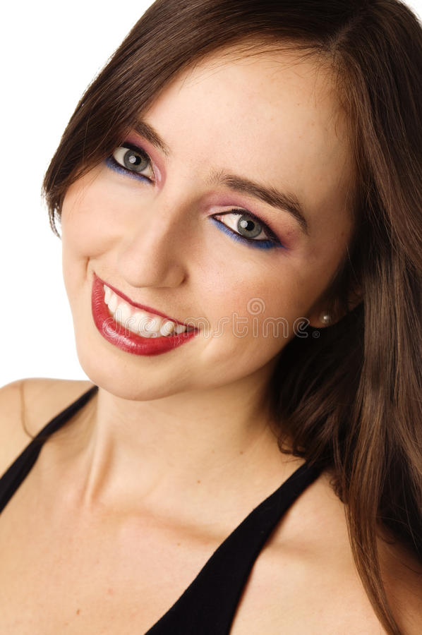 Download Smiling Friendly Young Woman Stock Images - Image: 11842464