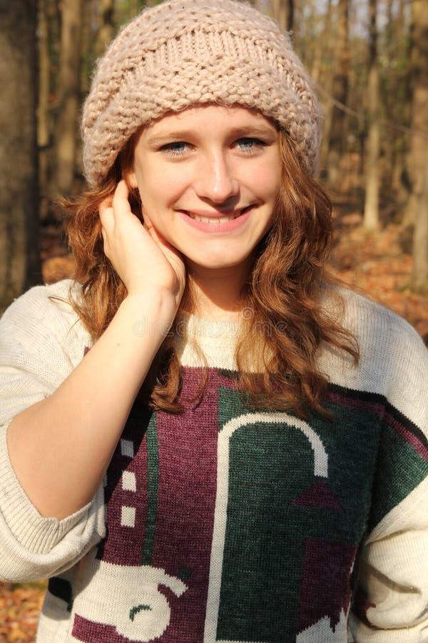Download Smiling girl stock photo. Image of girls, female, teen - 27876962