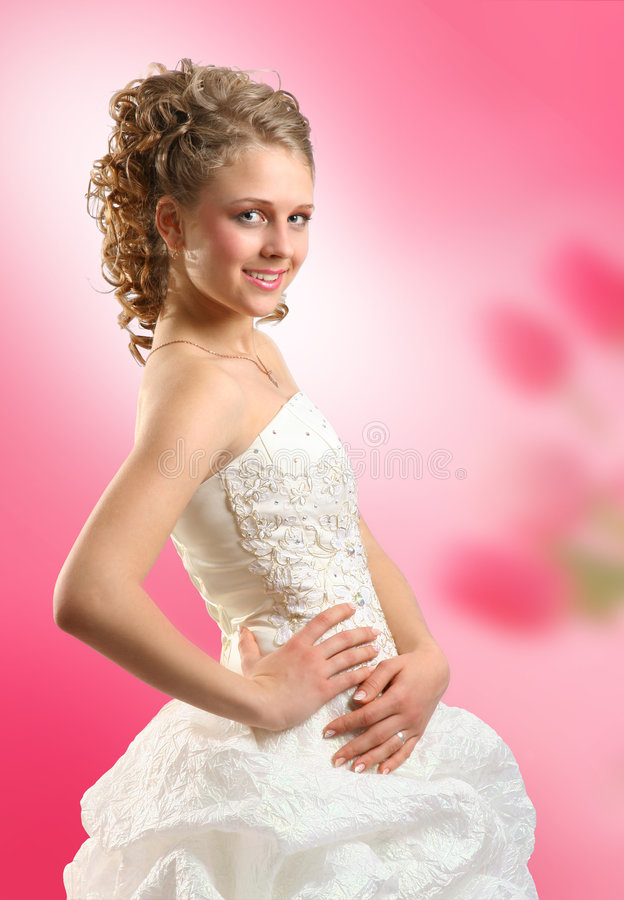 Download Smiling Girl 4.1 stock photo. Image of bright, large, confidence - 2423434