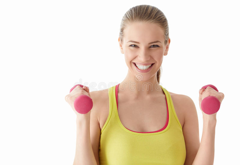 Download Smiling girl stock photo. Image of sports, girl, person - 31369868