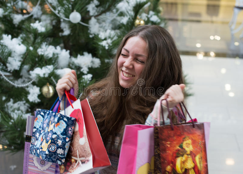 Smiling girl with royalty free stock photo