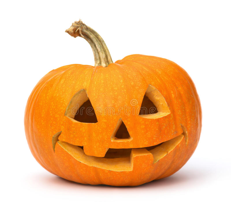 Free Smiling Jack O Lantern Stock Photo - 21291550