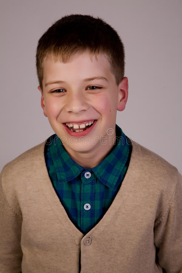 Download Smiling Kid stock image. Image of boyl, expression, person - 27775691