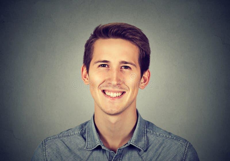 Smiling modern man, creative professional royalty free stock photo