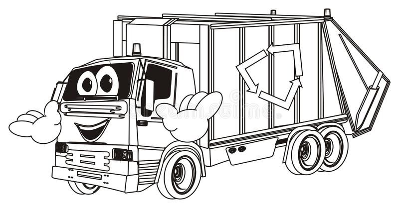 Truck Stand Stock Illustrations 1 661 Truck Stand Stock