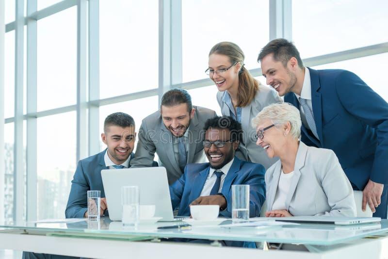 Smiling people royalty free stock image