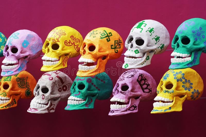 Download Smiling skull stock photo. Image of offering, afterlife - 19421692