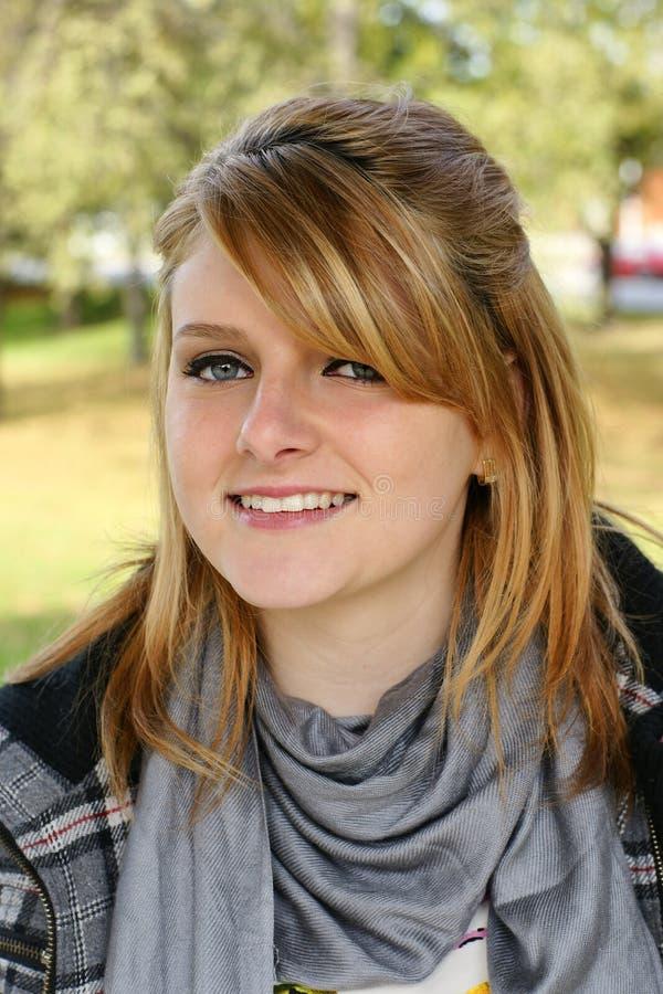 Free Smiling Teen Girl Royalty Free Stock Photo - 93766605