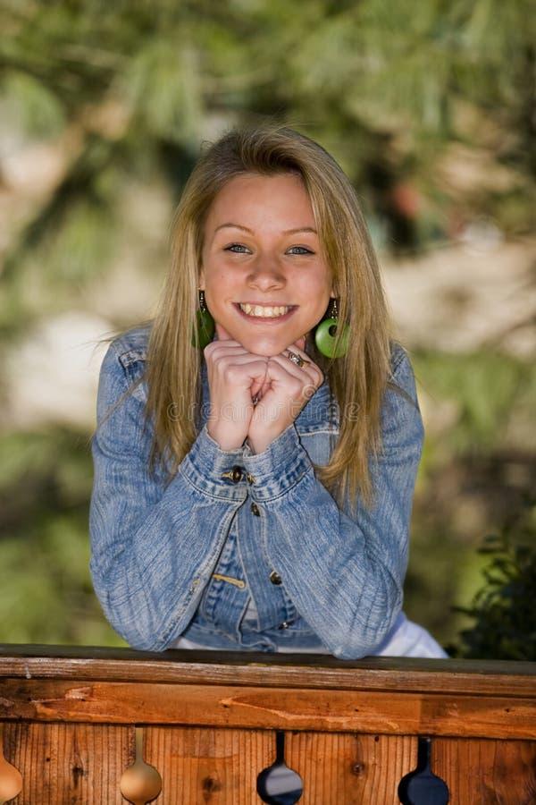 Free Smiling Teenage Girl Royalty Free Stock Images - 4706469