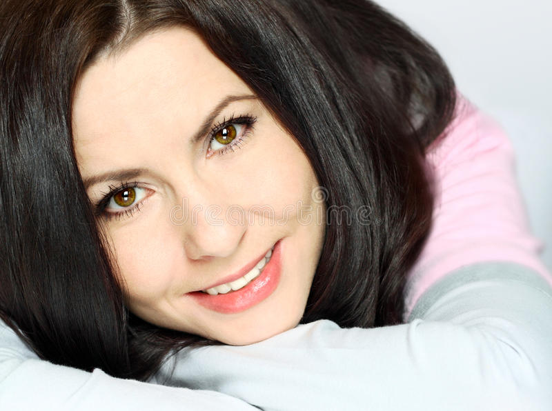 Download Smiling woman stock image. Image of shot, face, woman - 31245719