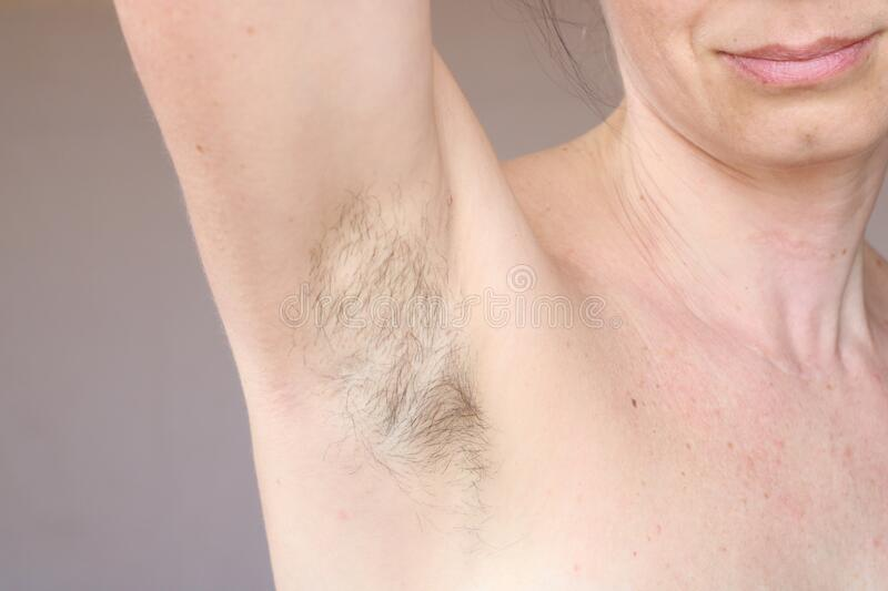 Pit hairy pictures arm Do Men's