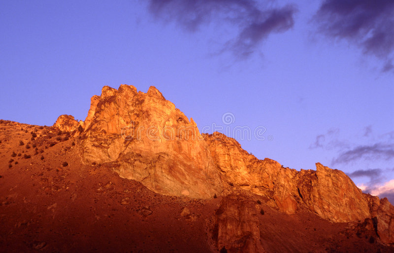Smith-Felsen-Nationalpark lizenzfreies stockfoto
