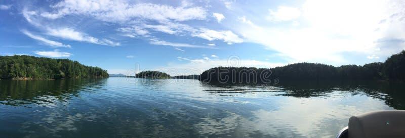 Smith góry jezioro zdjęcia stock