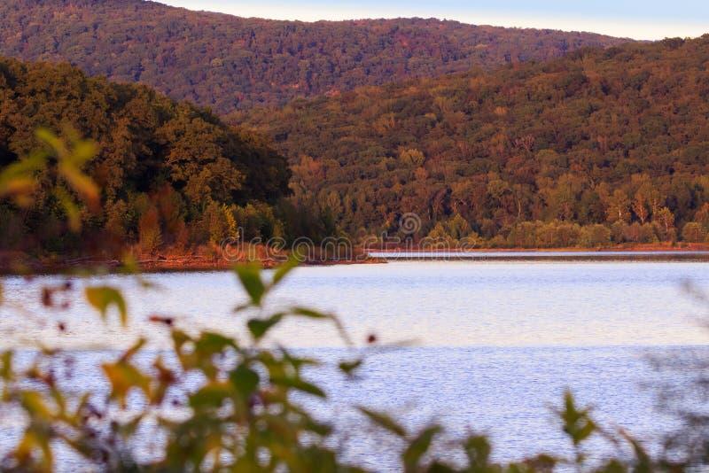 Smith Lake forte fotografia stock libera da diritti