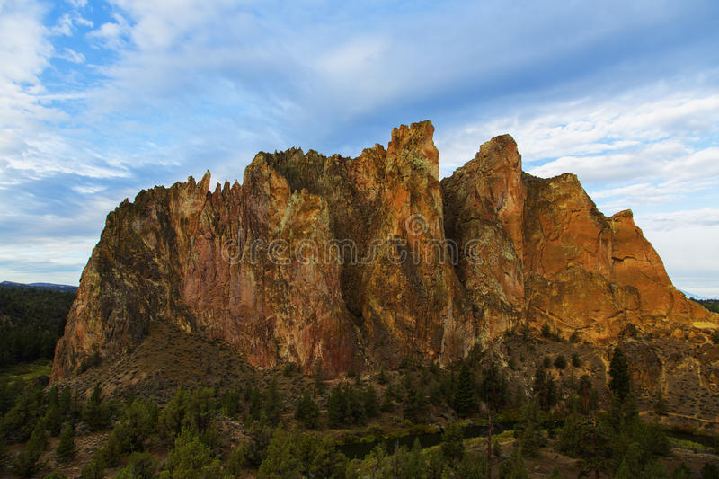 Smith Rock Park, ELLER arkivbilder