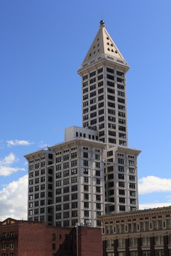 Smith Tower stockfotos