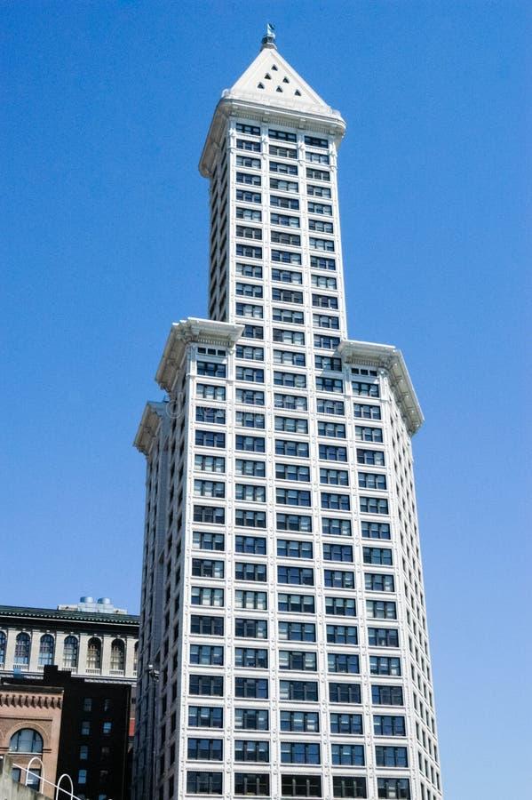 Smith Tower - Seattle, Washington photos stock