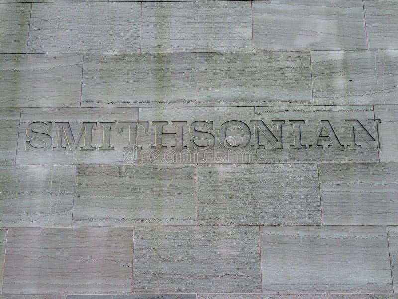 smithsonian lizenzfreies stockbild