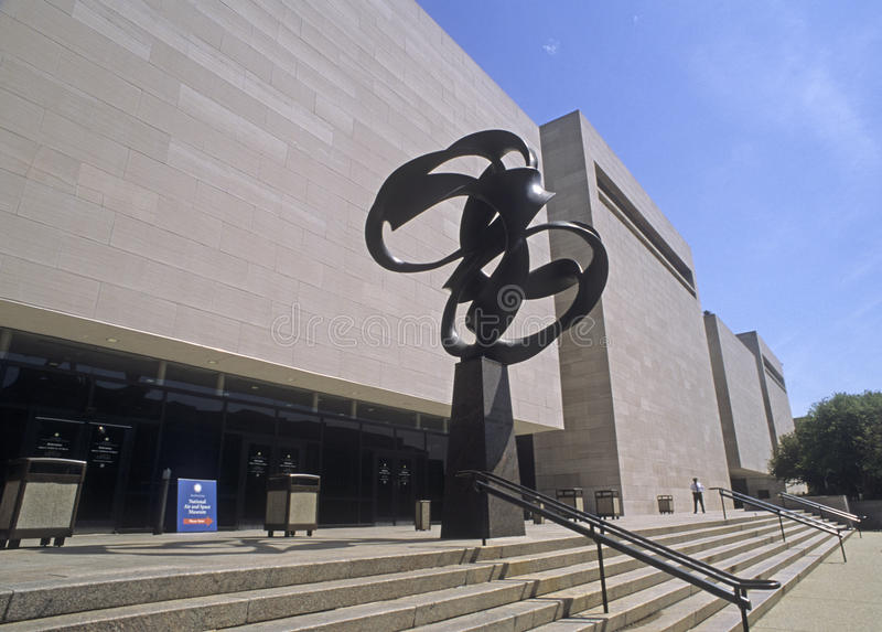 Smithsonian Air and Space Museum exterior stock photos