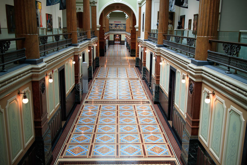 Smithsonian American Art Museum royalty free stock images