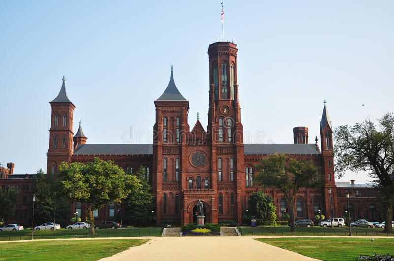Download Smithsonian Castle In Washington DC Stock Image - Image: 15764965