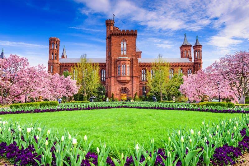 Smithsonian i DC arkivbilder