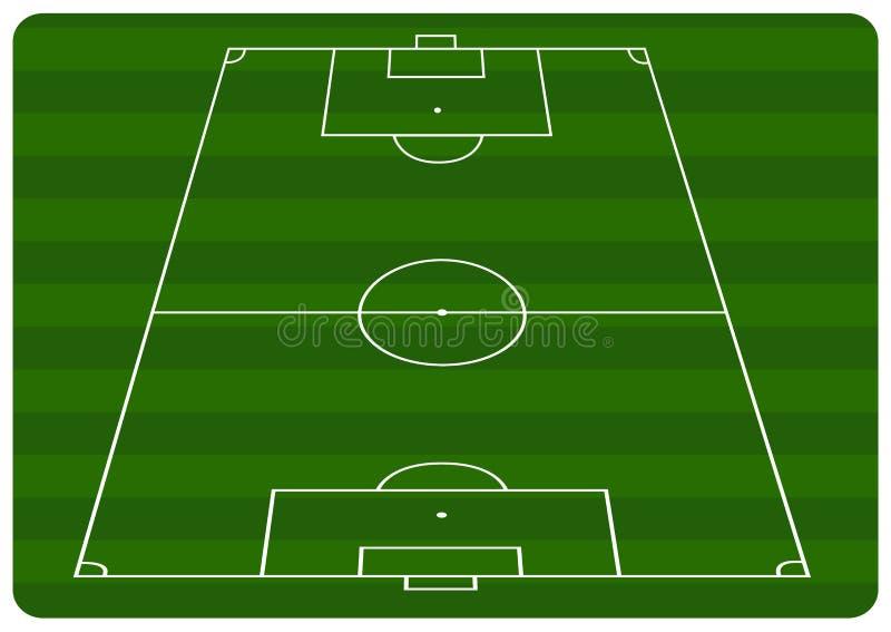 smoła futbolu ilustracji