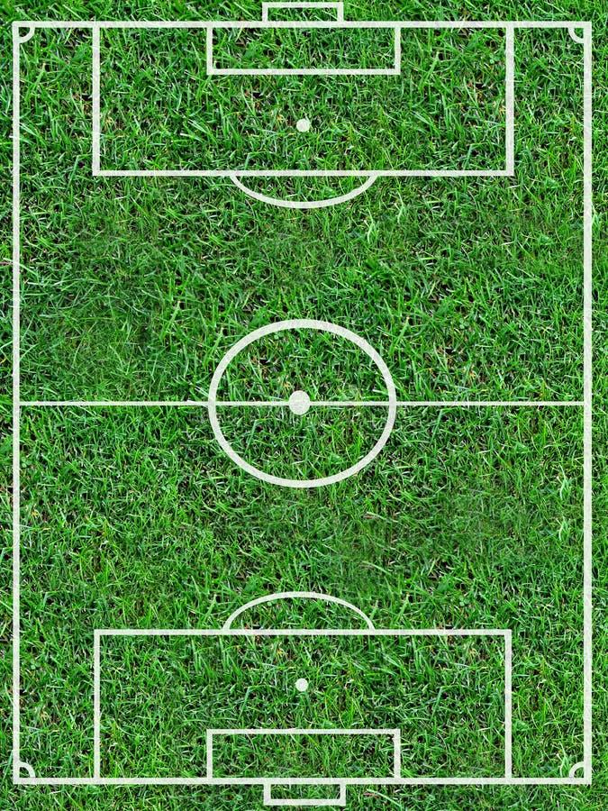 Smoły Piłka Nożna Obraz Stock