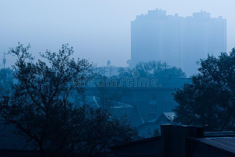 smog royalty-vrije stock foto's