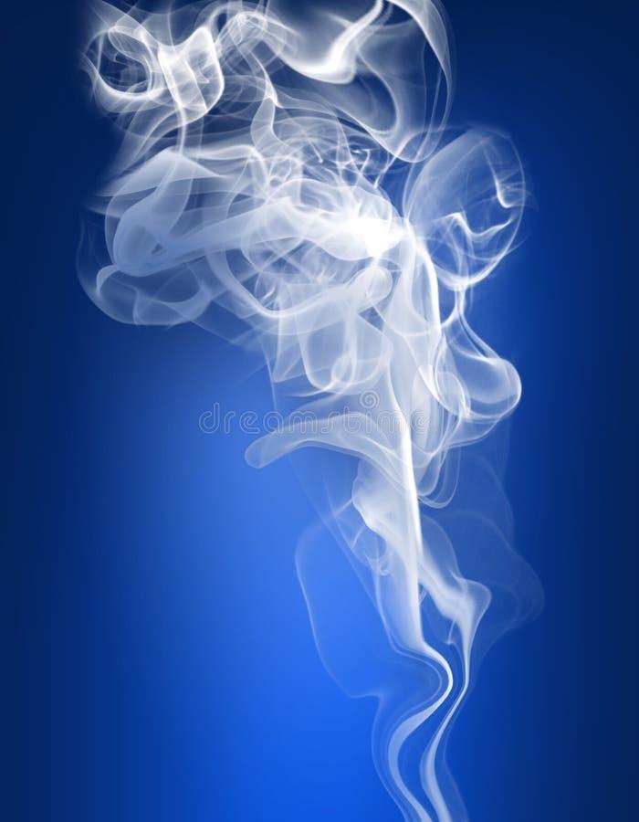 smogu biel zdjęcie royalty free