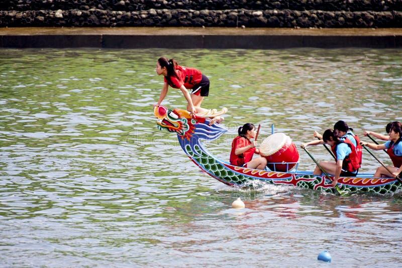 smoków 2011 łódkowatych festiwali/lów obrazy royalty free